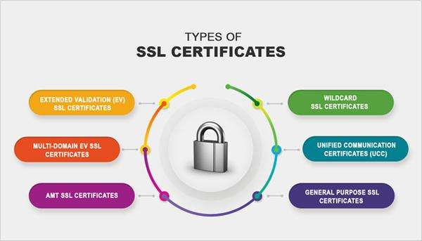 SSL type of CERT